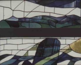 »Die Schöpfungstage«, Altenheimkapelle Karlsfeld