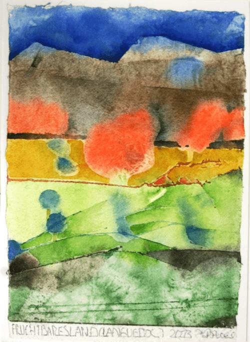 2013 Fruchtbares Land Languedoc
