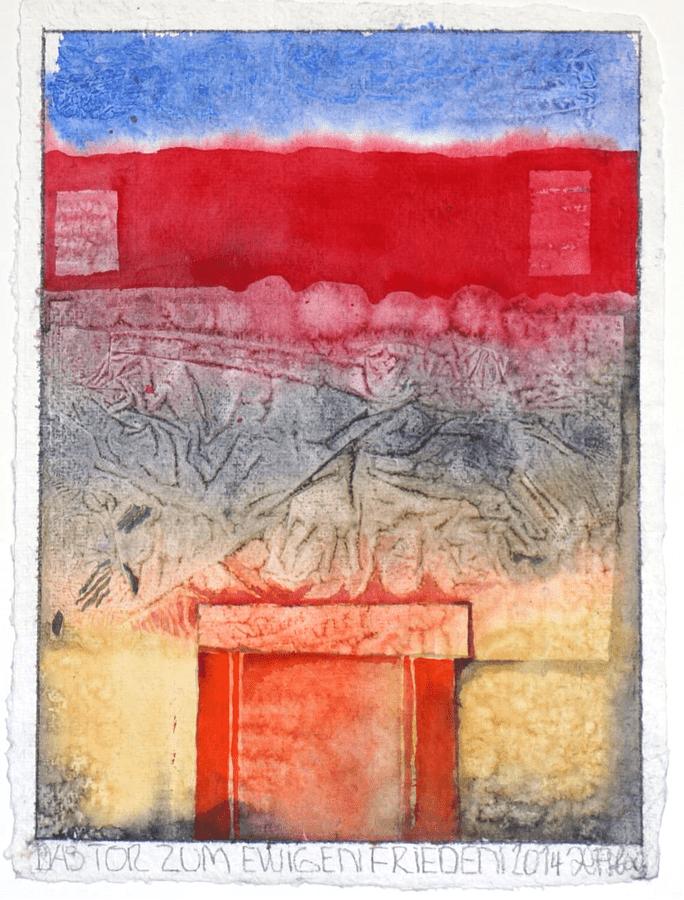 2014 Das Tor zum ewigen Frieden