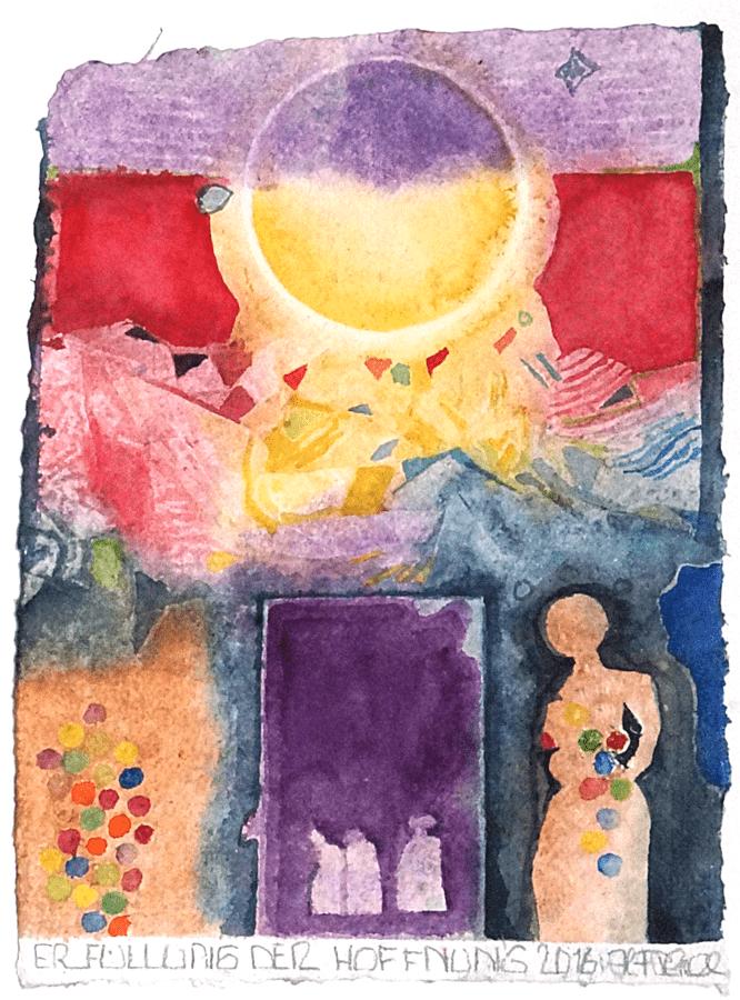 2016 Erfüllung der Hoffnung