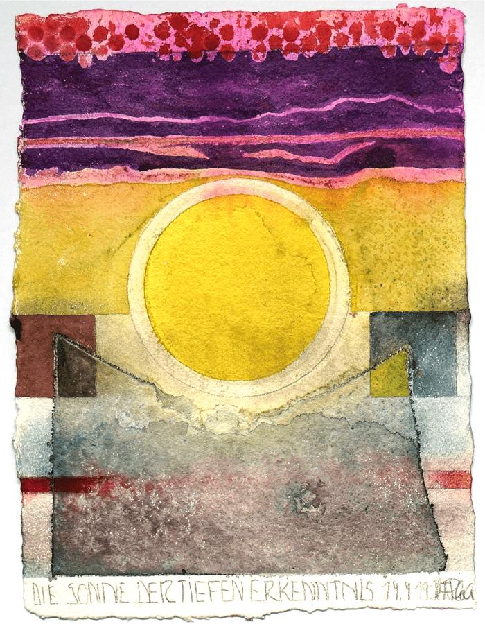 2019 Die Sonne der tiefen Erkenntnis